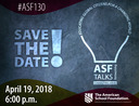 ASF Talks on April