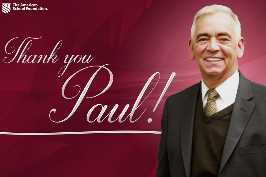 A Night to say Thank you, Paul!